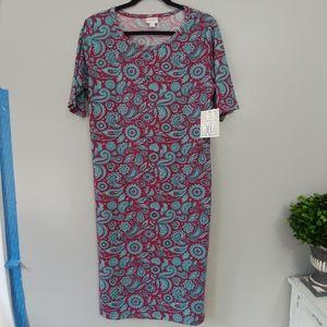New Lularoe Julia Dress